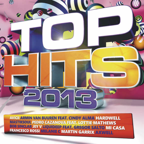 TOP HITS 2013