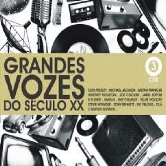 GRANDES VOZES DO SÉC.XX