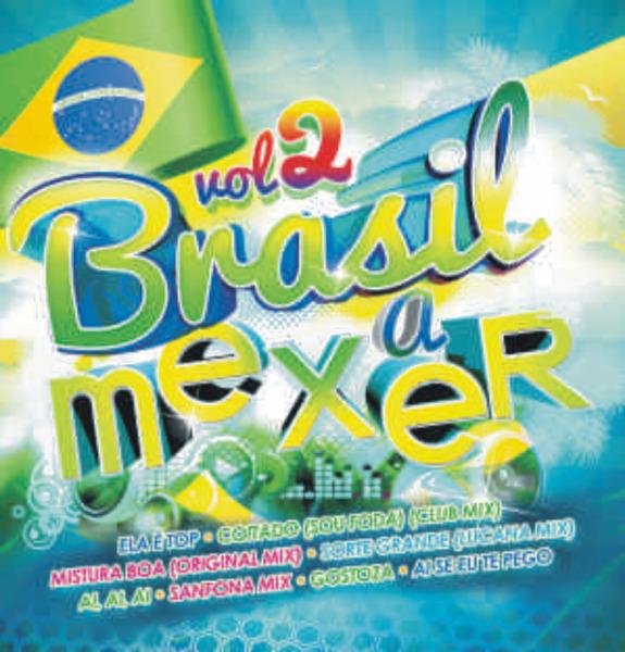 Brasil a mexer Vol.2