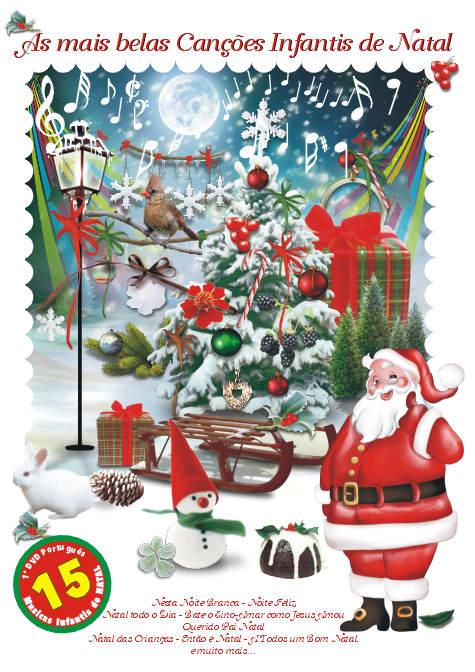 As mais belas Canções Infantis de Natal1
