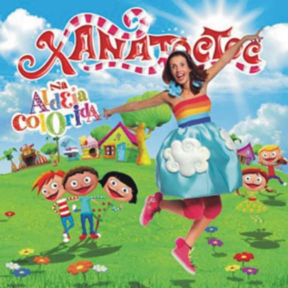 Na Aldeia Colorida-CD