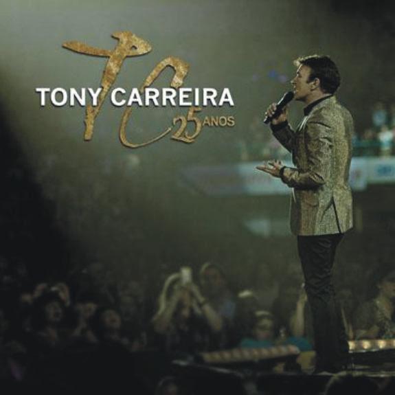 Tony Carreira 25 Anos ao vivo