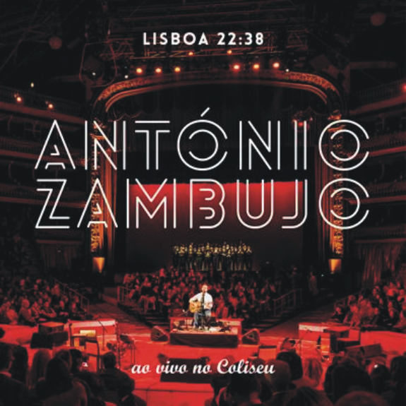 Lisboa 22:38-CD+DVD