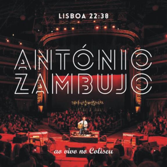 Lisboa 22:38-CD+DVD