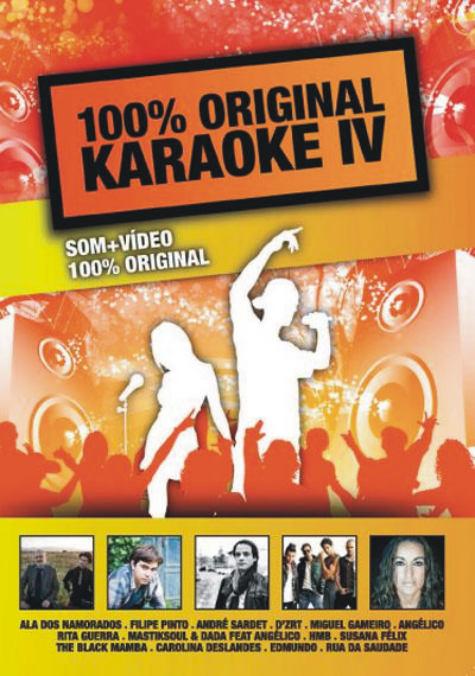 Karaoke 100% Original - IV