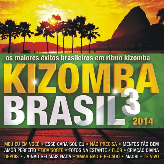 Kizomba Brasil 3 - 2014