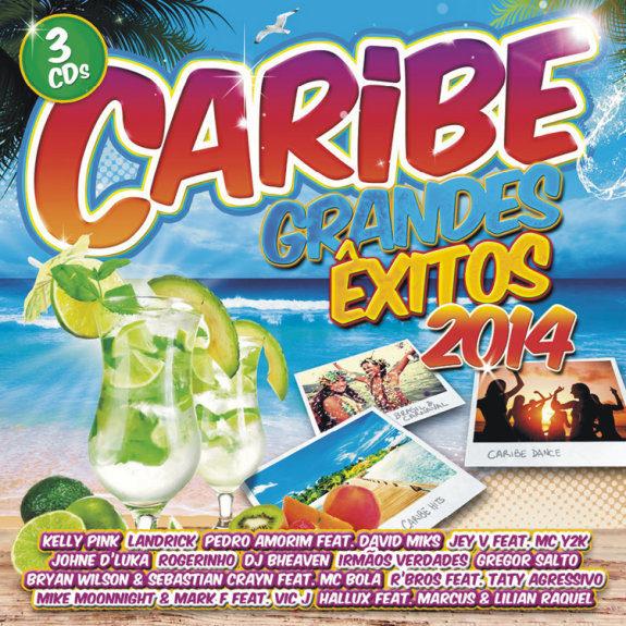 Caribe Grandes Êxitos 2014