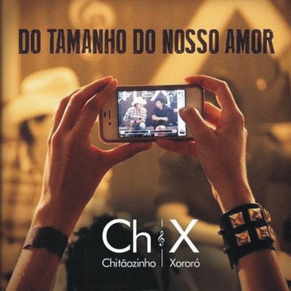Do Tamanho do Nosso Amor-CD