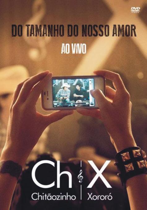 Do Tamanho do Nosso Amor-DVD