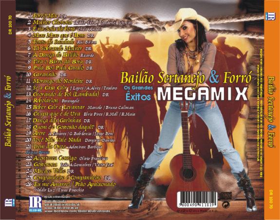 Os grandes êxitos - Megamix