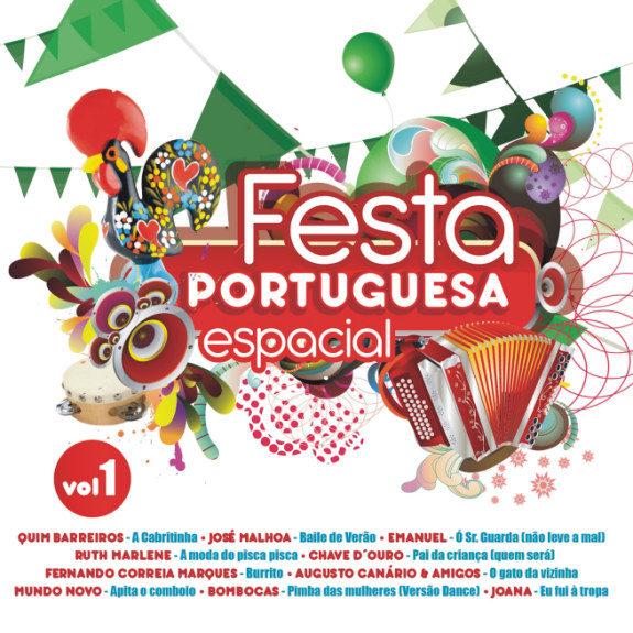 Espacial Festa Portuguesa vol.1