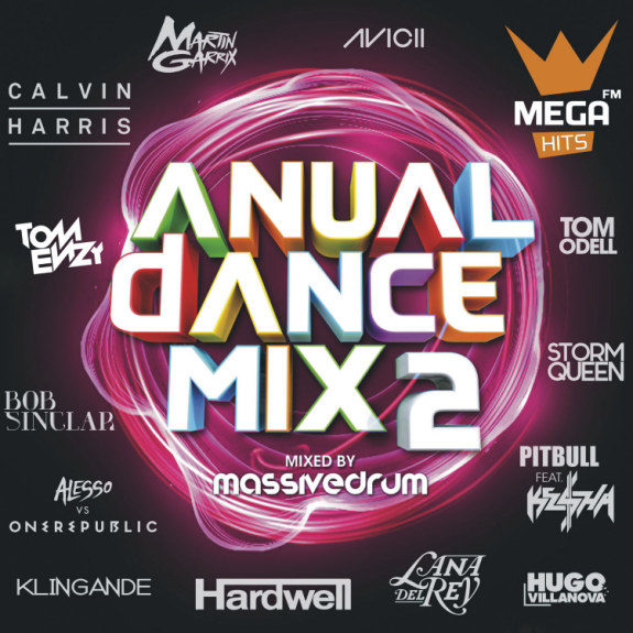 Anual Dance Mix 2
