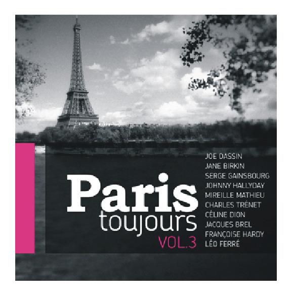 Paris Toujours Vol. 3