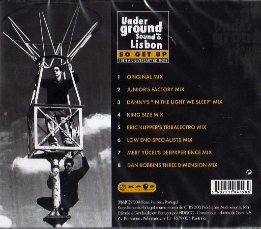 So Get Up (10th Anniversary Edition)
