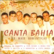 Canta Bahia - As mais românticas