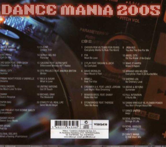 Dance Mania 2005 (2CD)