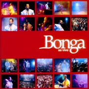 Bonga - ao vivo-CD