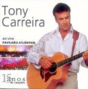 15 Anos de Canções (ao vivo Pavilhão Atlântico) CD