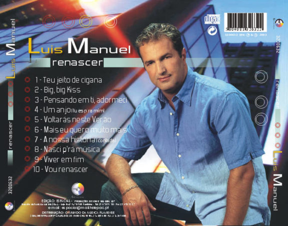 Luis Manuel - Renascer