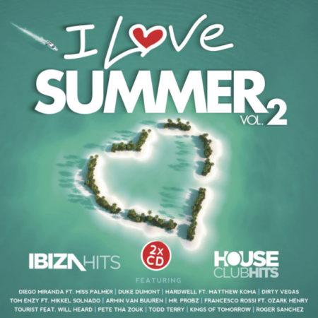 capa i love summer 2