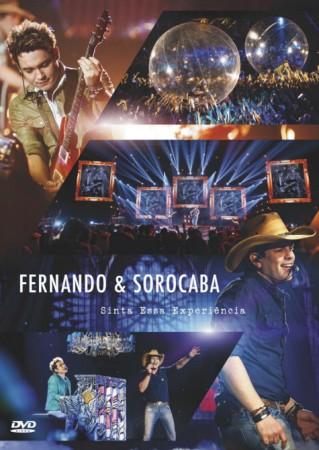 Fernando e Sorocaba Capa DVD