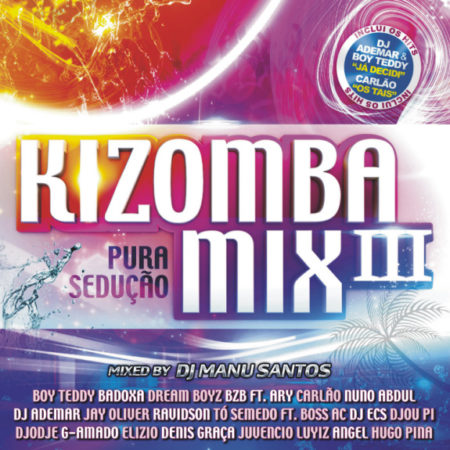 capa kizomba mix 3