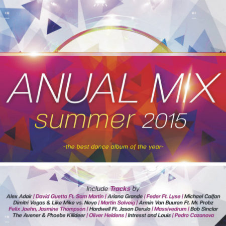 capa anual mix summer