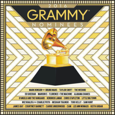capa 2016 grammy nominees